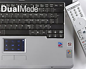 Dual Mode TouchPad